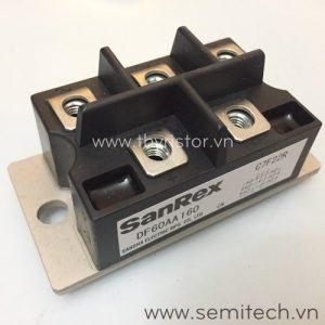 DF60AA160 Sanrex cầu chỉnh lưu 2