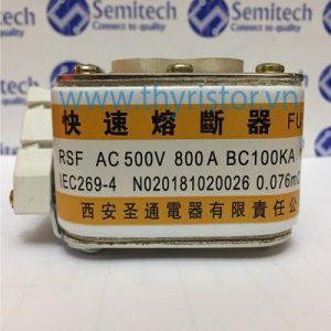 Cầu chì RSF 500V 500A