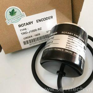 Encoder TRD-J1000-RZ Koyo (3) cảm biến vị trí