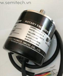 Encoder TRD-J600-RZ Koyo (2) cảm biến vị trí