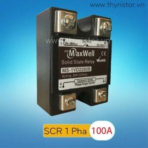 SCR 1 Pha 100A