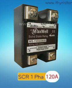 SCR 1 Pha 120A
