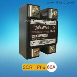 SCR 1 Pha 60A