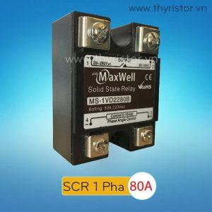 SCR 1 Pha 80A