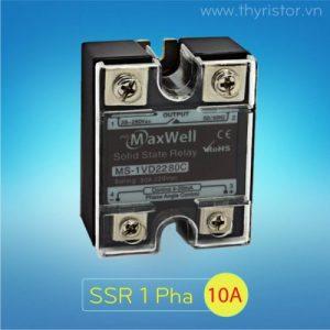 SSR 1 Pha 10A