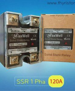 SSR 1 Pha 120A