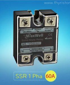 SSR 1 Pha 60A