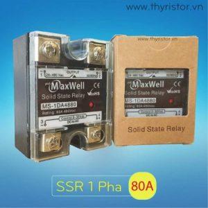 SSR 1 Pha 80A