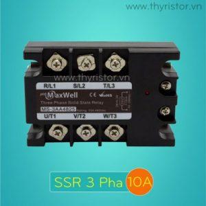 SSR 3 Pha 10A