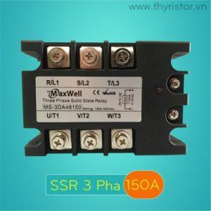 SSR 3 Pha 150A