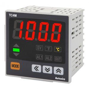 TC4M-N4N Bộ điều khiển nhiệt độ Autonics, TC4M-N4R Bộ điều khiển nhiệt độ Autonics, TC4M-14R Bộ điều khiển nhiệt độ Autonics, TC4M-24R Bộ điều khiển nhiệt độ Autonics