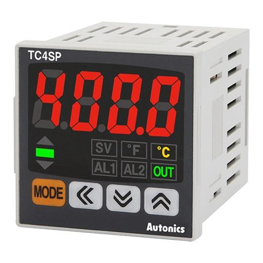 TC4SP-N4N Bộ điều khiển nhiệt độ Autonics, TC4SP-N4R Bộ điều khiển nhiệt độ Autonics, TC4SP-14R Bộ điều khiển nhiệt độ Autonics