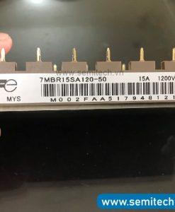 7MBR15SA120-50 IGBT